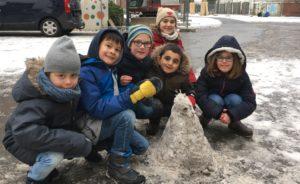 Spaß im Schnee 2019